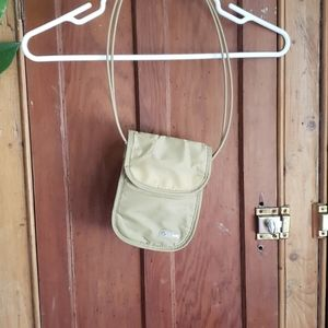 Pacsafe travel pouch